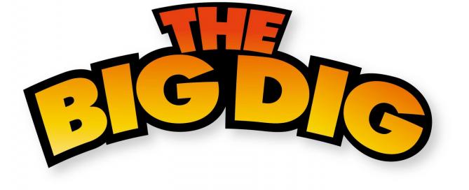 the big dig big logo