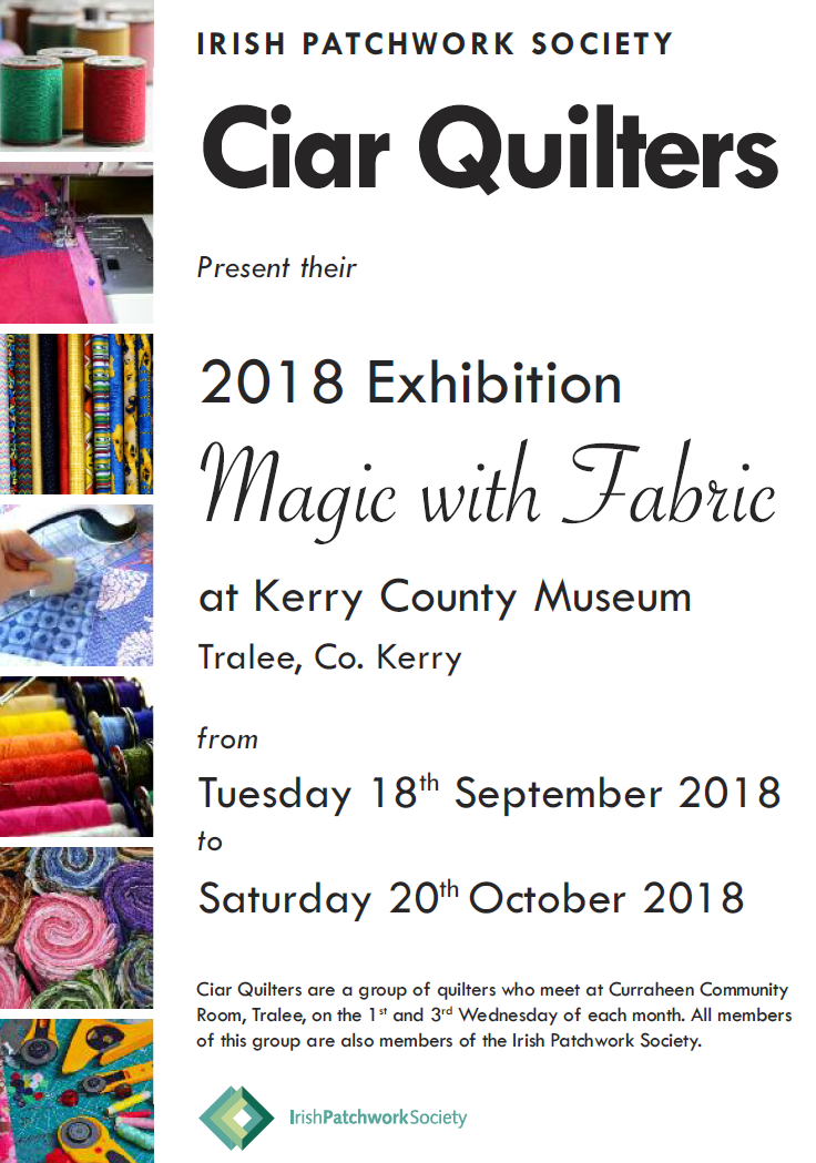 ciar quilters 2018