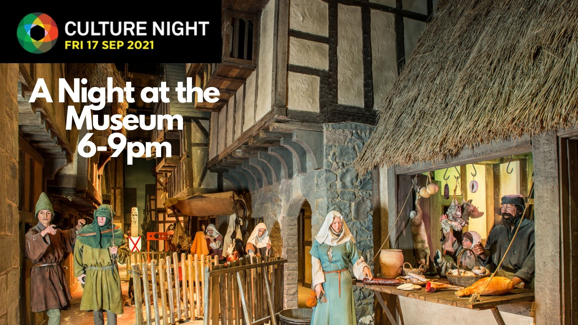 A Night at the Museum Free Entry 6-9pm